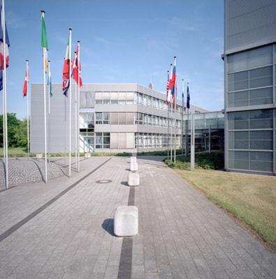 Centre EAC (crédit ESA)