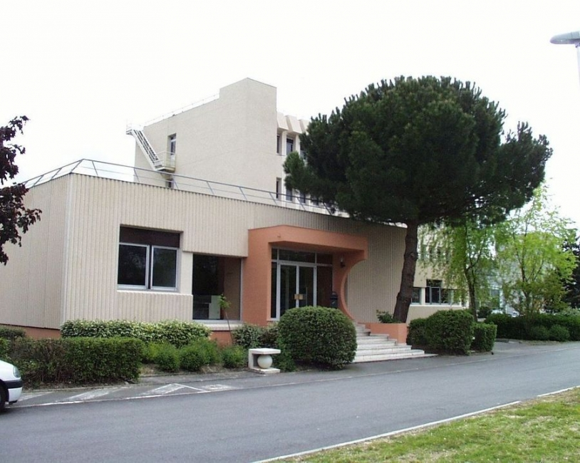 NADAR building at CST