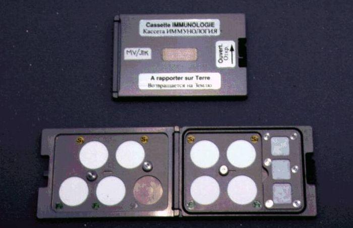 Boîte pour échantillons sanguins