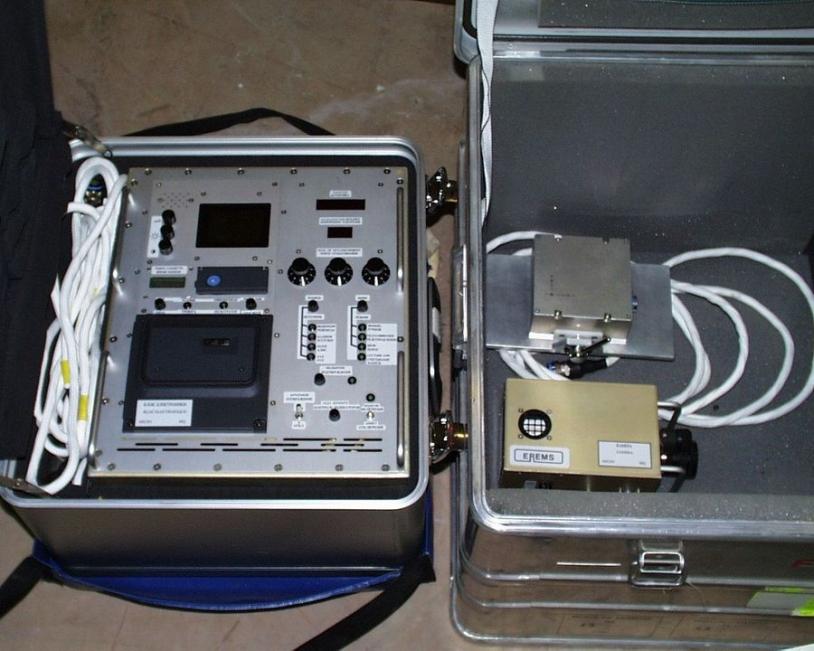 Matériel composant le microaccéléromètre